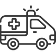 Krankenwagen icon